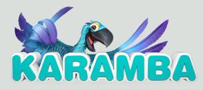 karamba casino logo.