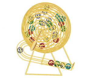 El keno es un juego de azar similar a una lotería o bingo