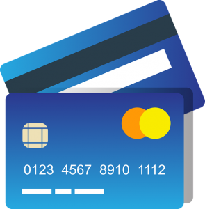 También se puede retirar el dinero a través de tarjetas de crédito o débito