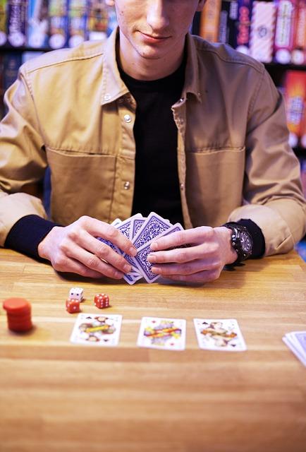 Las mesas están compuestas por jugadores individuales, con sus propias características