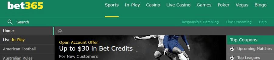 Bet365 es un casino que habla por sí solo