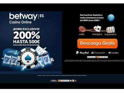 Betway.es es la cara en el mercado español de Betway Group