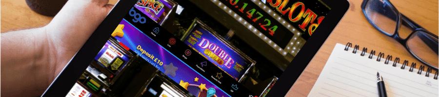 El sitio de BGO Casino permite a sus jugadores ingresar