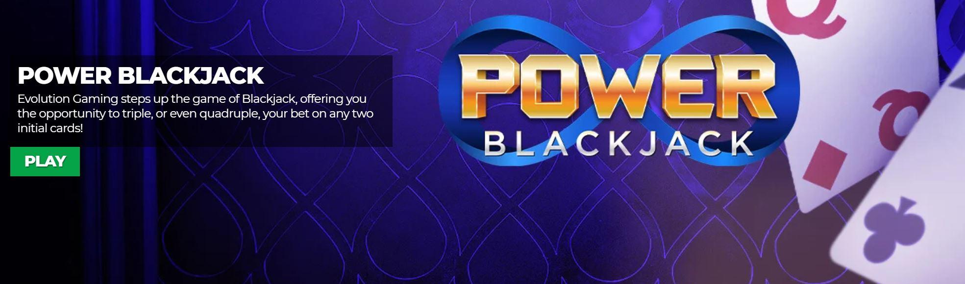 El blackjack es un juego muy popular de casino.