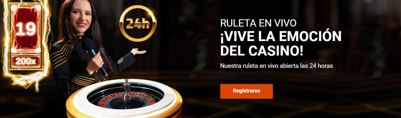 Un casino online bolivia te permite jugar a todos los juegos de azar.