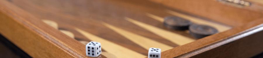 Existen muchas formas de juegar Backgammon.