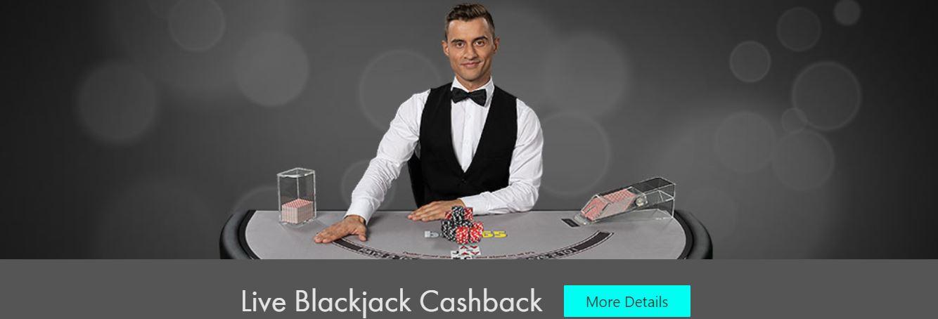 El blackjack es uno de los juegos más jugados online.