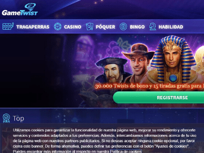 Game Twist Casino