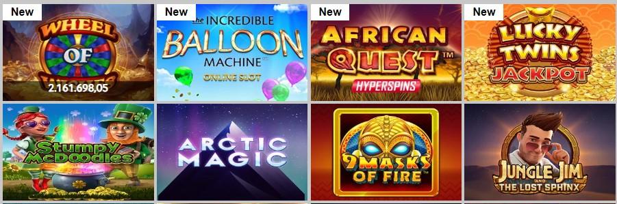 Este casino ofrece a sus usuarios un programa de fidelidad para clientes