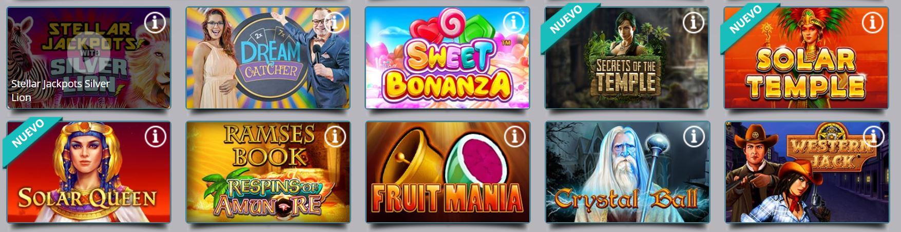 En Karamba tendrás acceso a lo smejores jeugos de casino