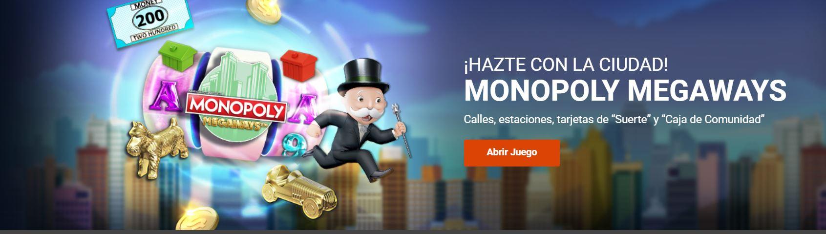 Descubre el monopoly. uno de los juegos más populares de casino online.