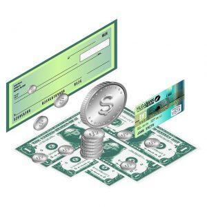 Los casinos virtuales otorgan al usuario diversas formas de depositar y retirar el dinero