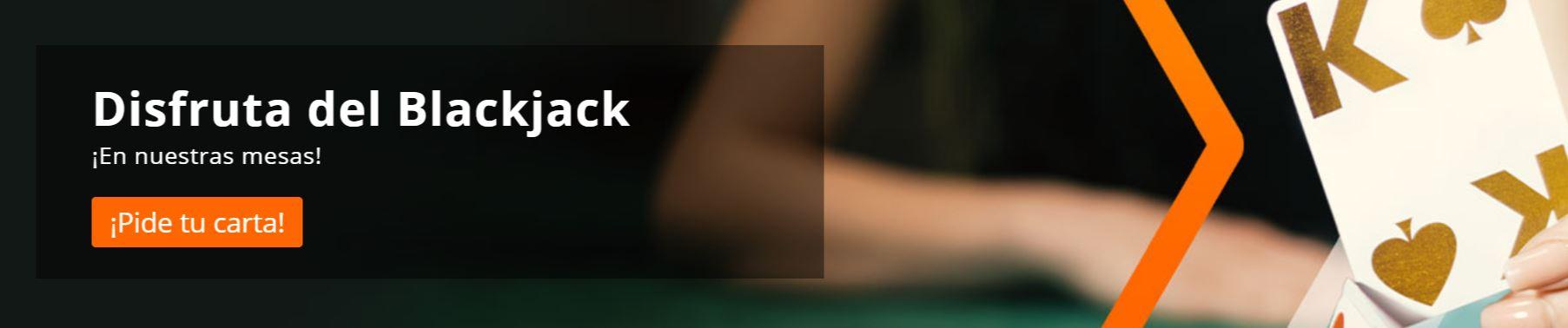 Podrás jugar a poker y blackjack en casino online mexico.