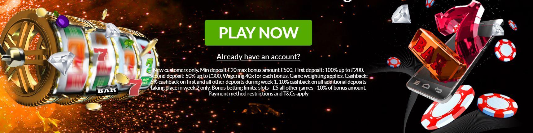 Podrás jugar de forma inmediata a casino online móvil.