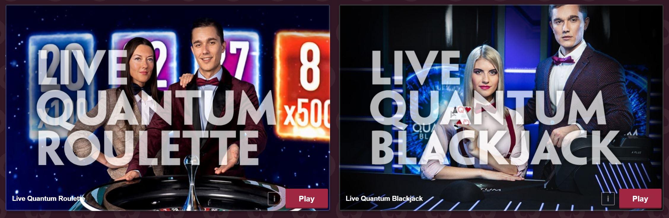 Paddy Power ofrece muchos juegos de casino para sus usuarios.