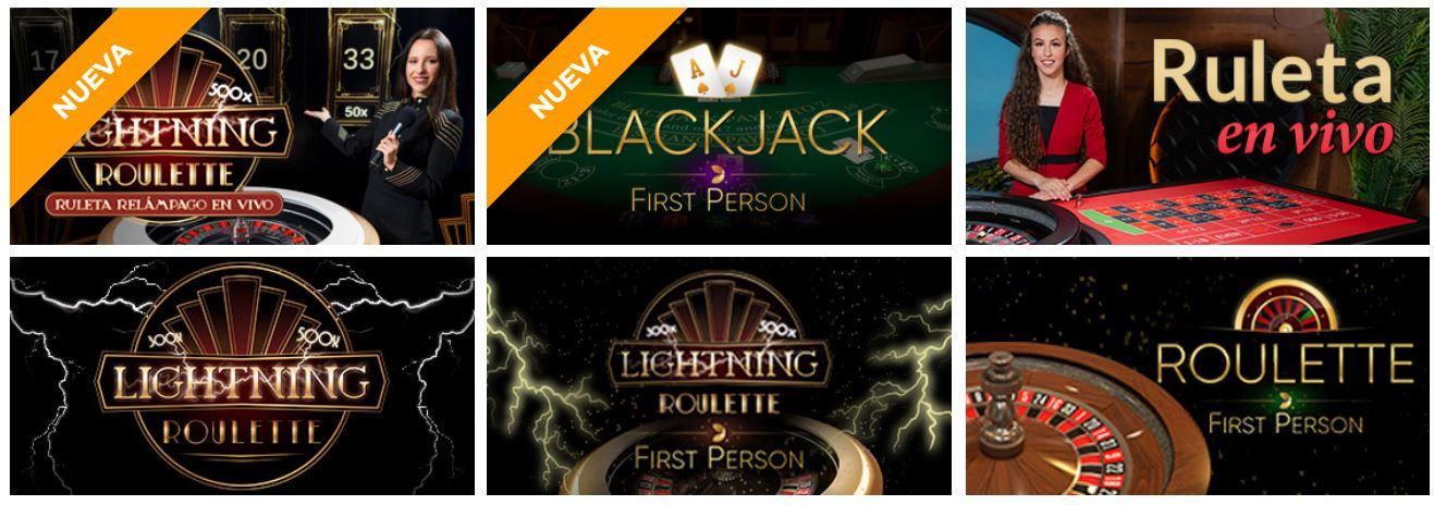 El blackjack es muy jugado en pastón casino.