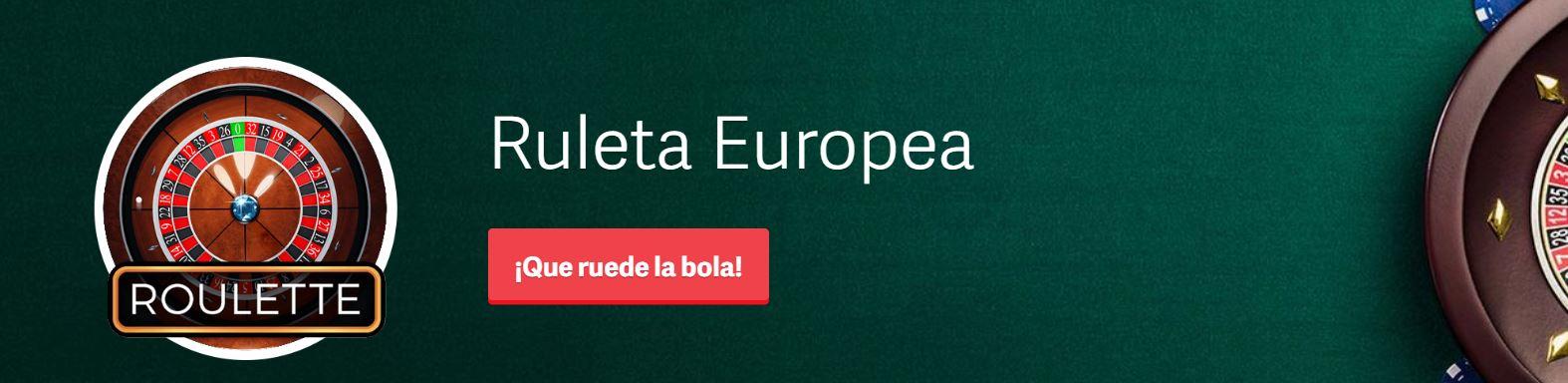La ruleta europea está presente en la mayoría de salas de juego en línea.