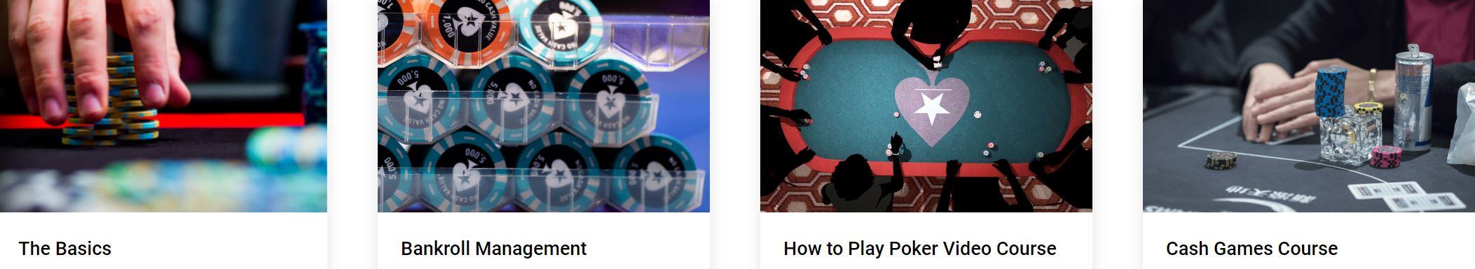 Existen muchas mesas de póker disponilbes en los sitios de casino online.