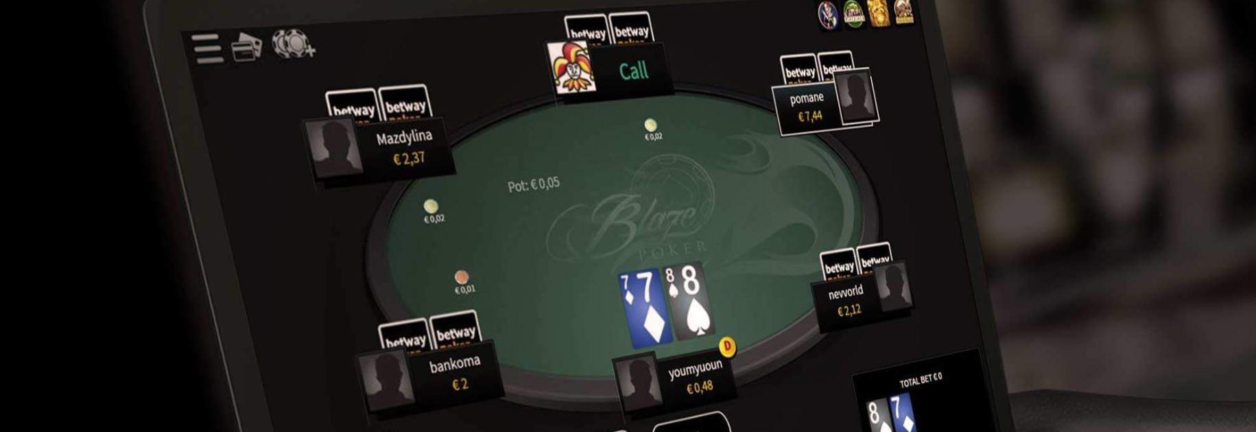 Prácticamente todos los casinos online cuentan con póker en su catálogo.