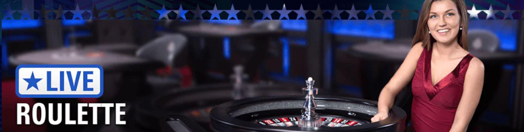 Podrás jugar a la ruleta en pokerstars casino.