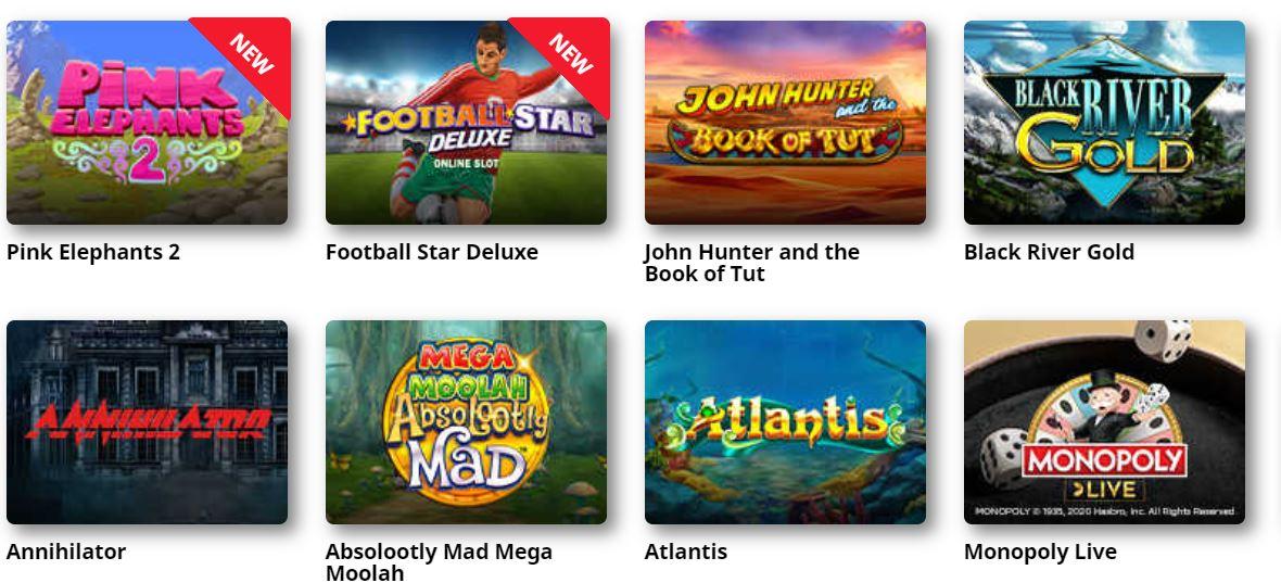 Podrás jugar a slots y poker online en este sitio web.