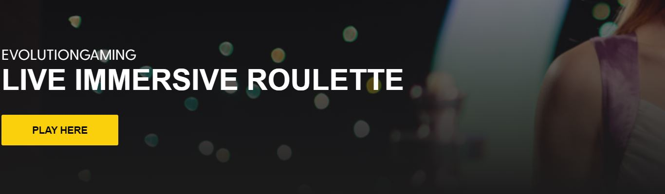 La ruleta online está presente en la mayoría de casinos.