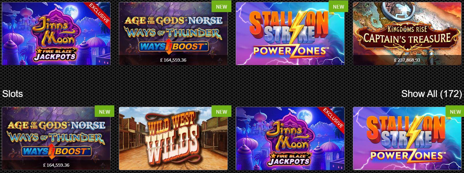 Este casino online cuenta con juegos como poker o ruleta.
