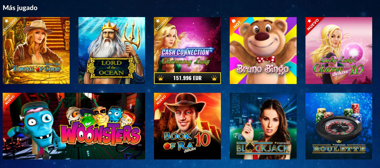 Este casino obtiene muy buenas opinoines de los usuarios.