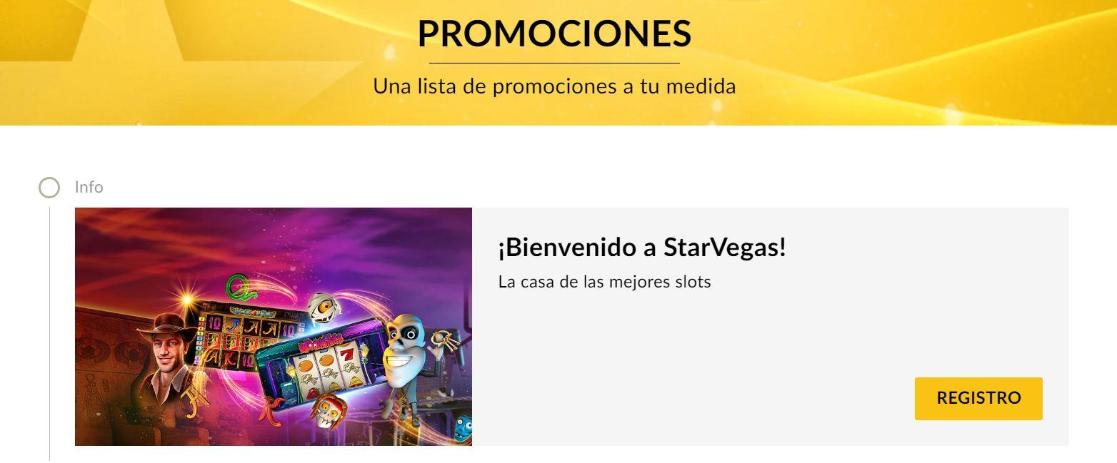 Las promociones son una de las ventajas más grandes de este casino online.