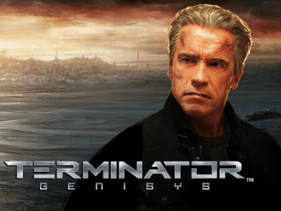 Terminator Genisys es un slot online de cinco rodillos