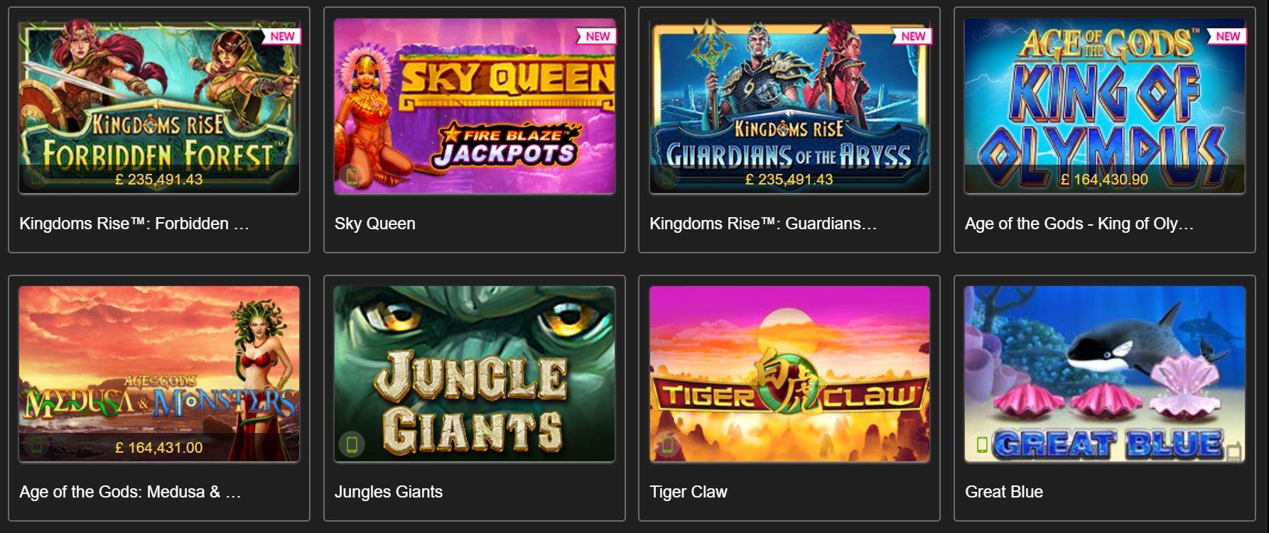 Tienes juegos de slots disponibles en titanbet.