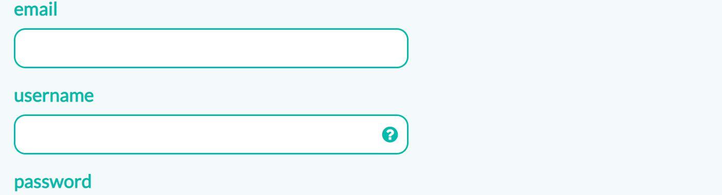 Registrarse en este sitio web es sencillo y rápido.