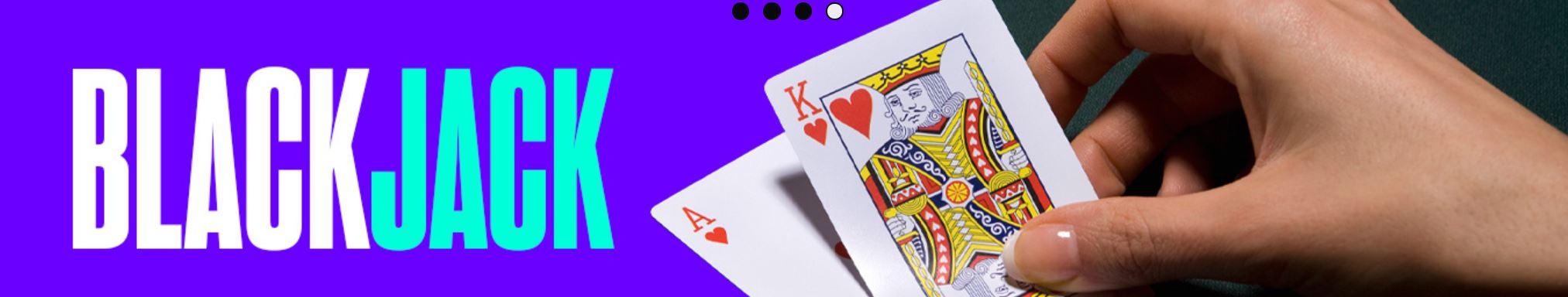 El poker y el blackjack son los 2 juegos más populares en Vivelasuerte.