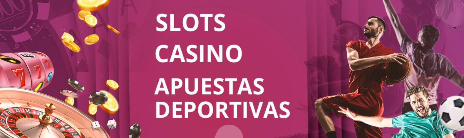 Además des Slots en Wanabet podrás jugar a juegos de casino.