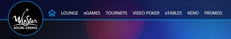 Podrás encontrar slots y juegos de casino en la página de Winstar.