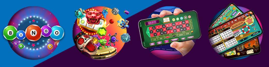 En yobingo tienes diferentes tipos de juegos de casino online.