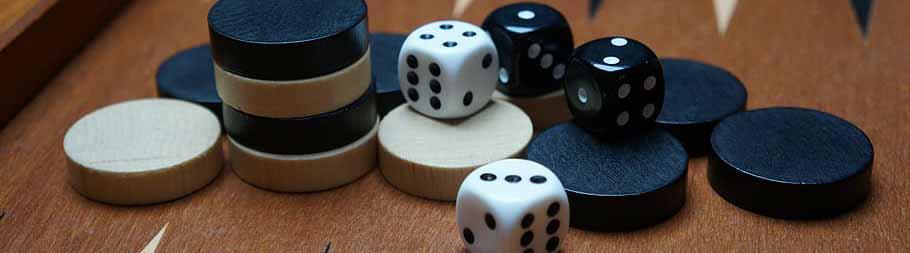 Las reglas del backgammon son simples.