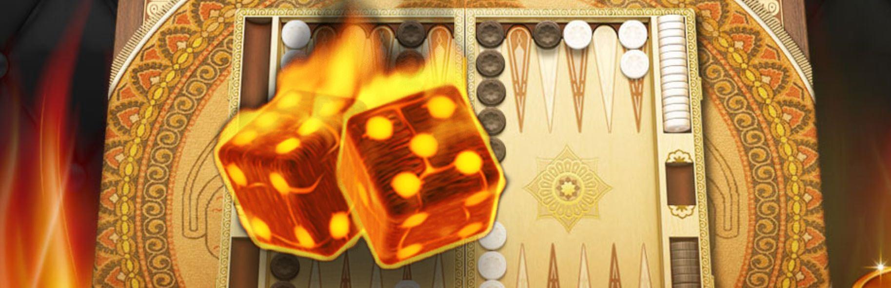 Existen muchos juegos online que se basan en el backgammon.