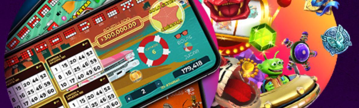 Los casinos online ofrecen muchos juegos de azar diferentes.
