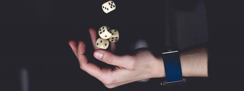 Jugar a los dados es sencillo si sigues estrategias.