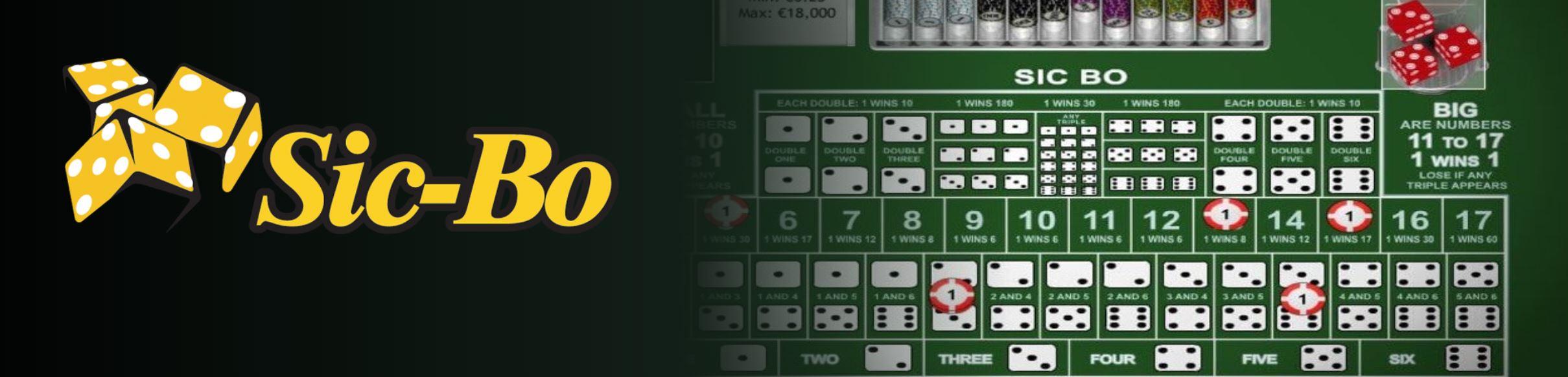 Es posible jugar dinero real a sic bo