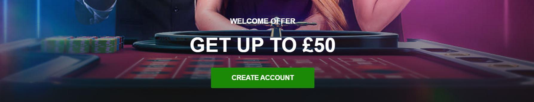 La promoción de bienvenida es una de las más populares de los sitios de juego online.
