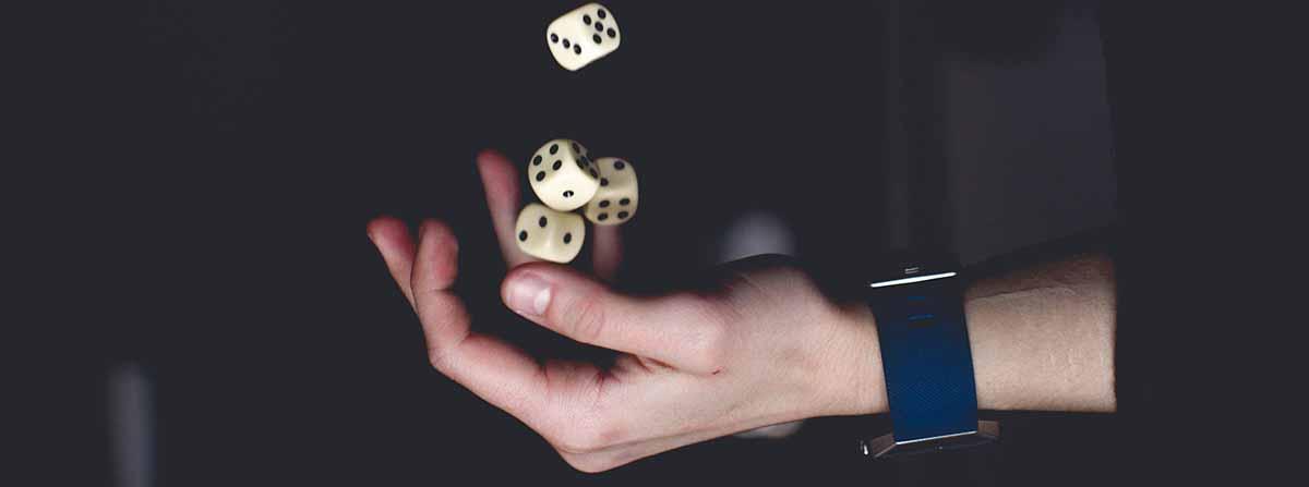 Los dados, son unos de los juegos de casino online