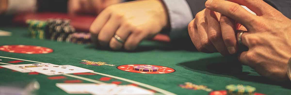 La ruleta y el póker están presentes en casino online